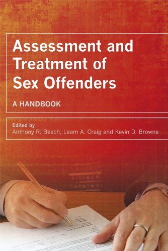 Assessment and Treatment of Sex Offenders: A Handbook (2009)